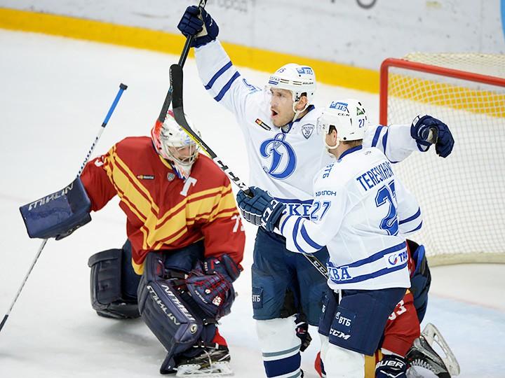Кубок Гагарина на Западе: выбор СКА и бойня «Динамо» с «Торпедо»