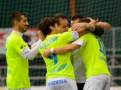 9-й тур чемпионата Италии по мини-футболу