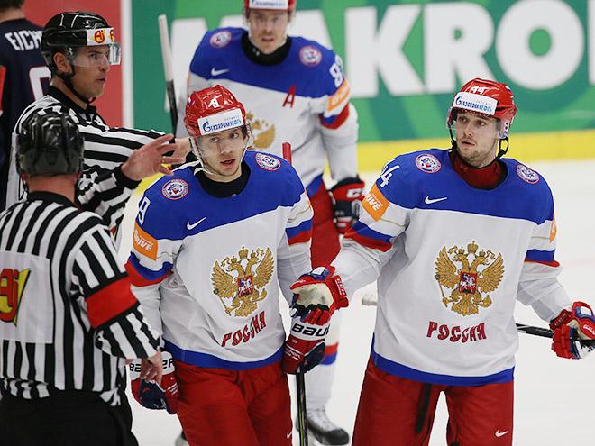 Самые яркие фразы из сборной России на ЧМ-2015