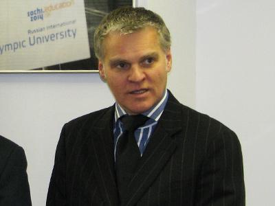 Гай Мастерман о профессии спортивного маркетолога
