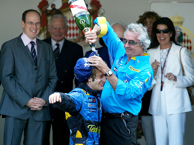 Гран-при Монако-2004: единственная в карьере победа Ярно Трулли