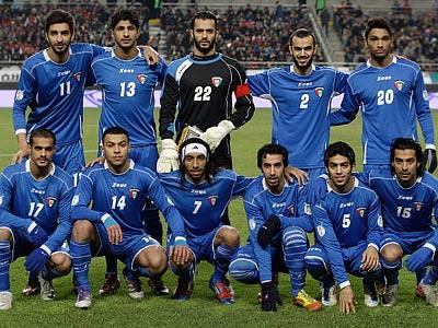 Сборная Кувейта