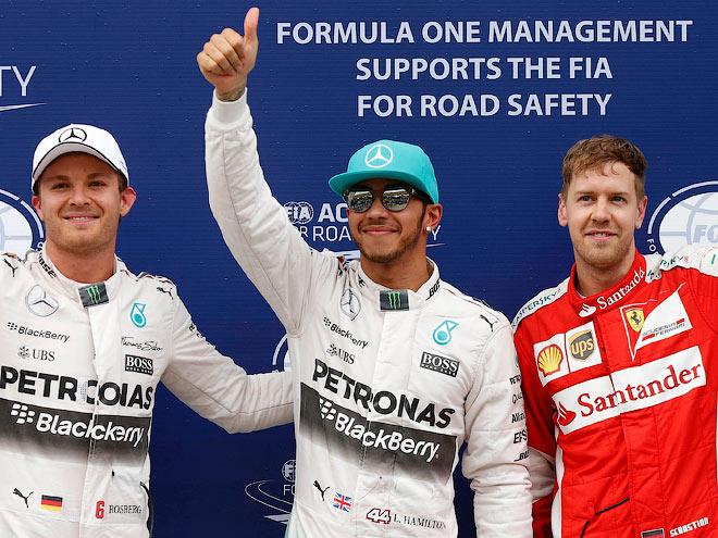 Анализ квалификации Гран-при Малайзии Формулы-1