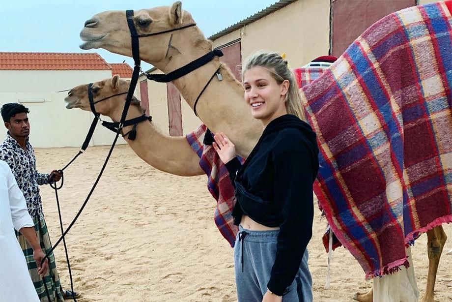 «У верблюда два горба, потому что жизнь – борьба»