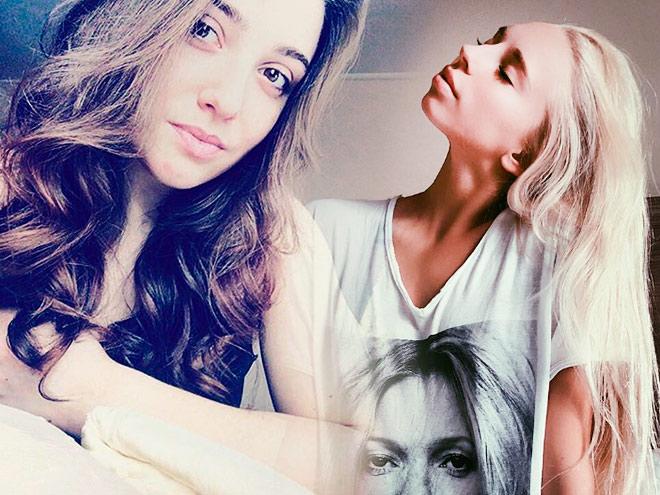 Алия Мустафина или Яна Кудрявцева – выбери, кто из спортсменок красивее
