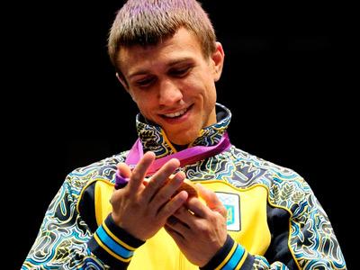 В воскресенье Украина выиграла «золото» и «серебро»