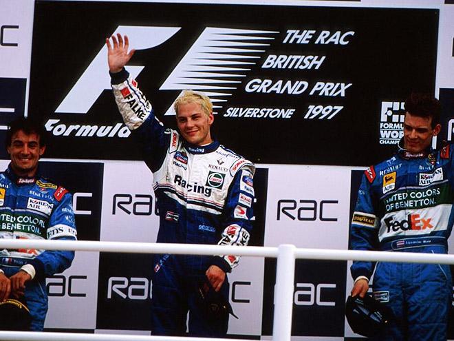 Гран-при Великобритании — 1997: Александр Вурц