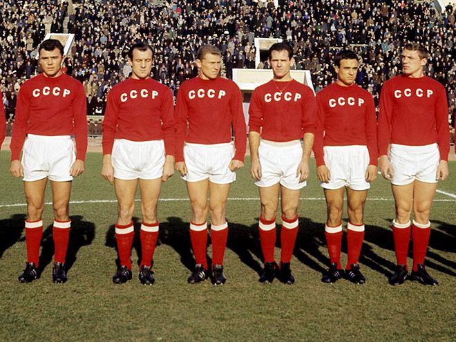 Сборная СССР по футболу, 1966 год
