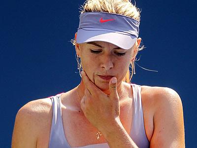 Шарапова: это теннис, тут случается всякое