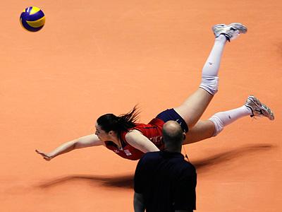 Женская волейбольная Суперлига берёт старт