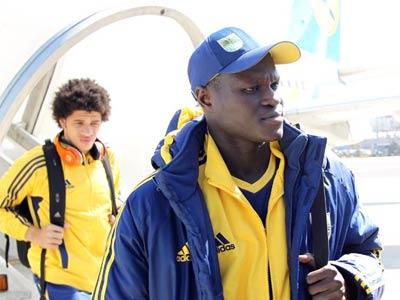 Харьковский «Металлист» прибыл в Португалию на матч со «Спортингом»