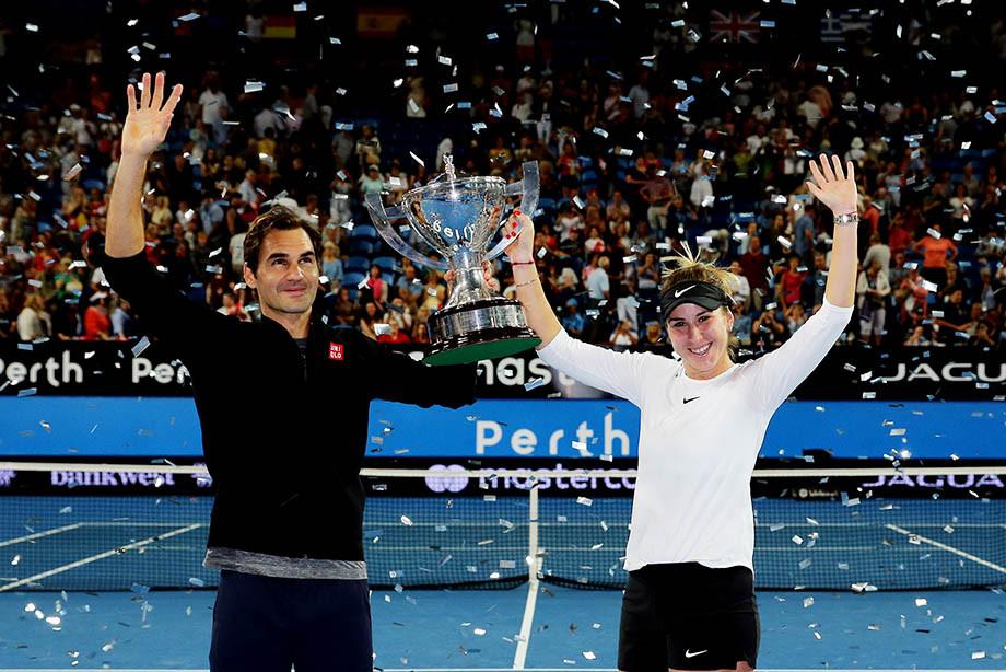 Федерер оставил Кубок Хопмана за Швейцарией. В последний раз?
