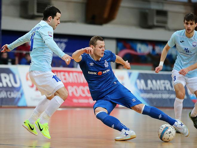 «Динамо» снова обыграло «Норильский Никель» – 4:1