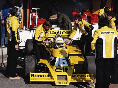 Вехи истории: двигатели V6 в Формуле-1