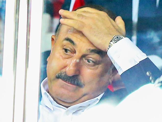Турция – Россия: фоторепортаж с матча