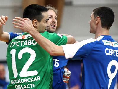 «Динамо» уверенно обыграло «Газпром-Югра»
