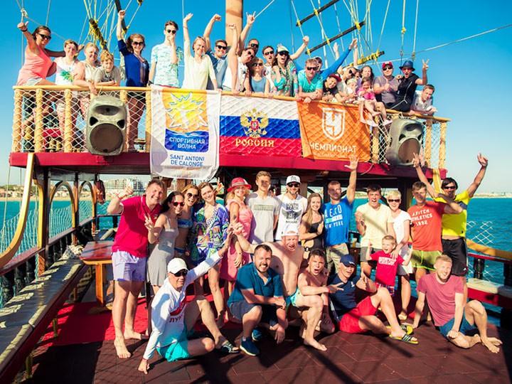 «Спортивная волна-2017»: репортаж с фестиваля в Турции — фото
