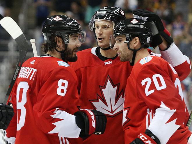 Сборная Канады на Кубке мира