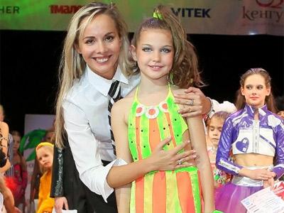 Сиротина: гимнастика – идеальный спорт для девочек