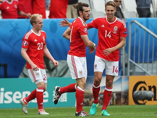 Уэльс — Словакия — 2:1