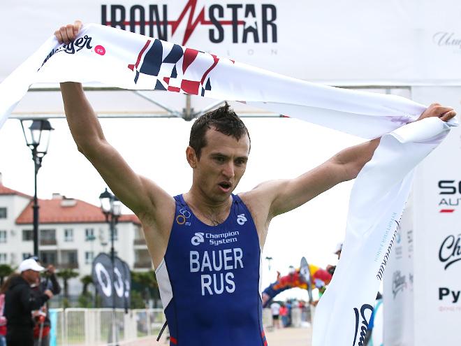 Корреспондент «Чемпионата» поучаствовал в триатлоне IRONSTAR