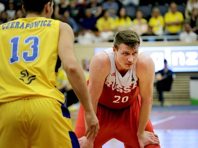 Швеция— РФ баскетбол 7сентября: смотреть онлайн, прямая трансляция