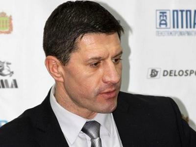Главный тренер «Дизеля» - о планах на будущее