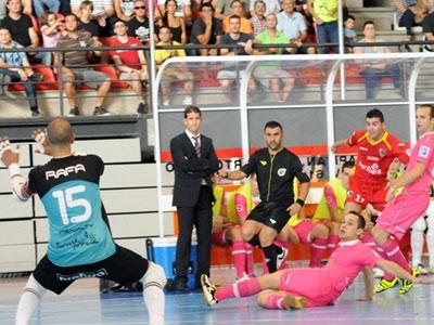 Обзор второго тура чемпионата Испании по мини-футболу