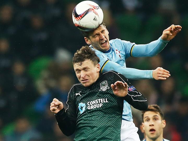 Лига Европы. «Краснодар» — «Сельта» — 0:2