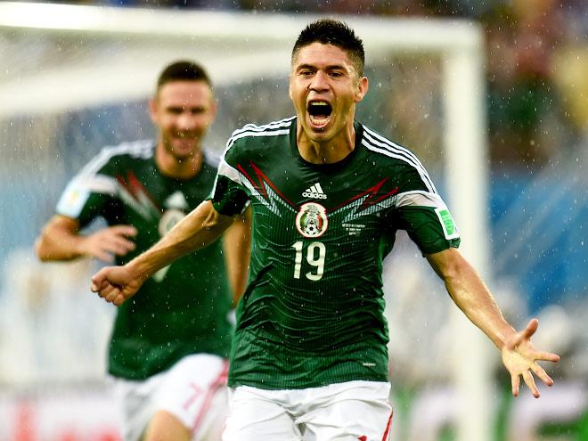 Мексика обыграла Камерун на ЧМ