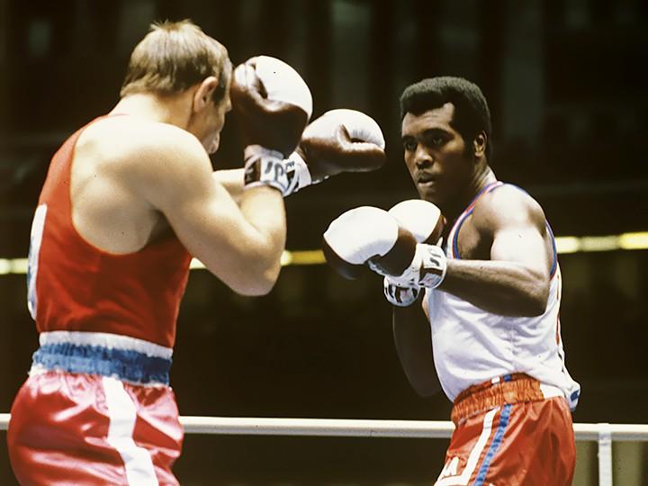 Очерк о кубинском боксёре Теофило Стивенсоне
