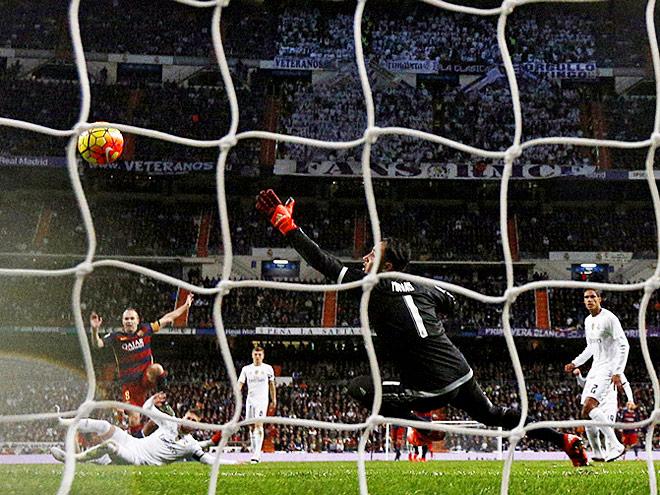 «Реал» — «Барселона»