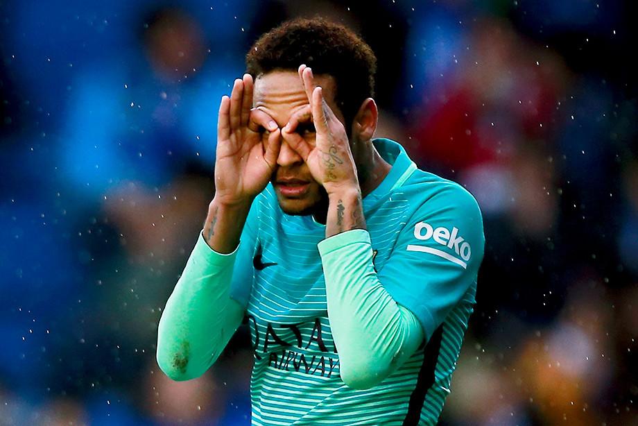 «Барселона» может обменять Неймара