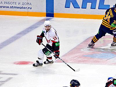 Дроздецкий: хотел наконец играть в хоккей