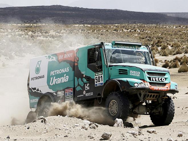 В Аргентине финишировал ралли-рейд «Дакар»