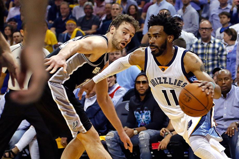 «Сан-Антонио» — «Мемфис». Прогнозы на НБА