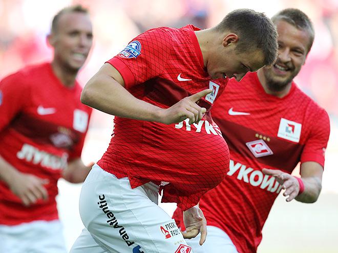«Спартак» — «Динамо» — 1:0