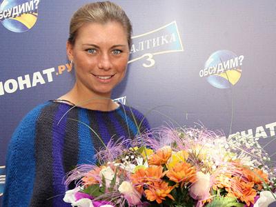 Вера Звонарёва. Флагман российского тенниса