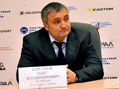 """Интервью наставника ХК """"Рязань"""""""