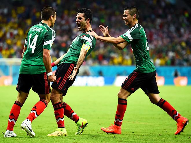 ЧМ-2014. Хорватия – Мексика. Обзор матча – 1:3
