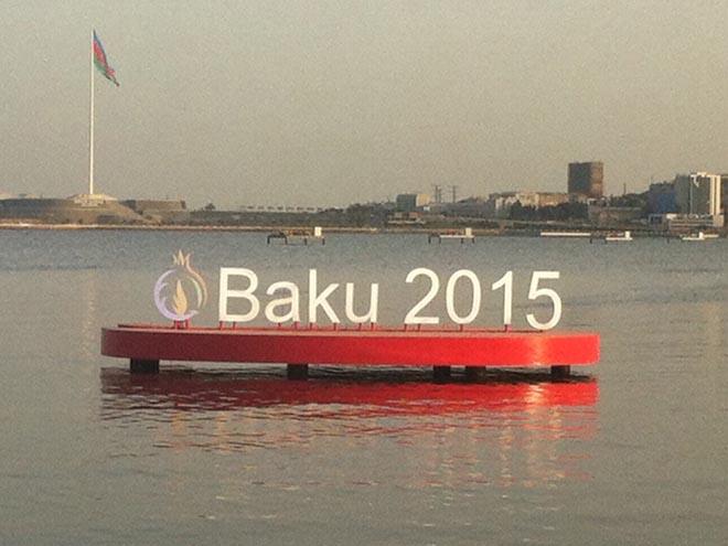 Европейские игры-2015 в Баку