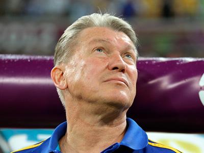 Пять лучших матчей сборной Блохина
