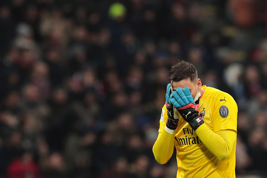 «Милан» не сыграет в Лиге Европы