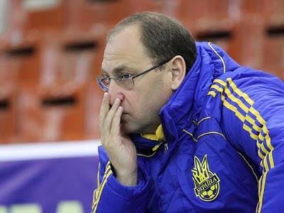 Украинская «молодёжка» готовится к матчу против Швеции