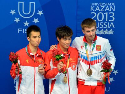 Джун Ву, Хуо Лианг и Виктор Минибаев