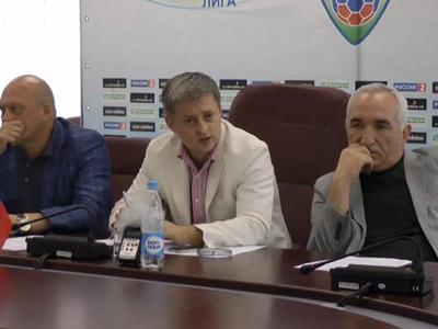 Юрий Степанов, Игорь Ефремов, Рохус Шох