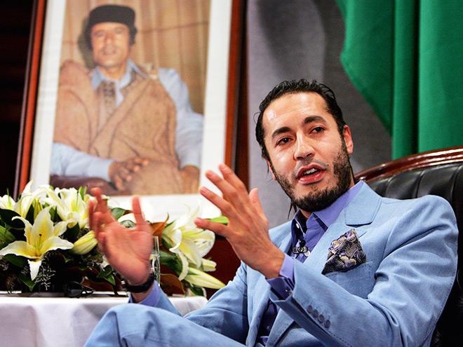 Саади Каддафи