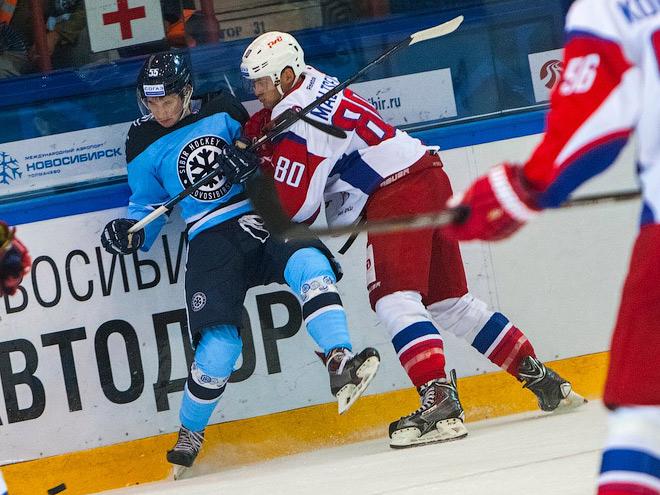 «Сибирь» — «Локомотив» — 1:0