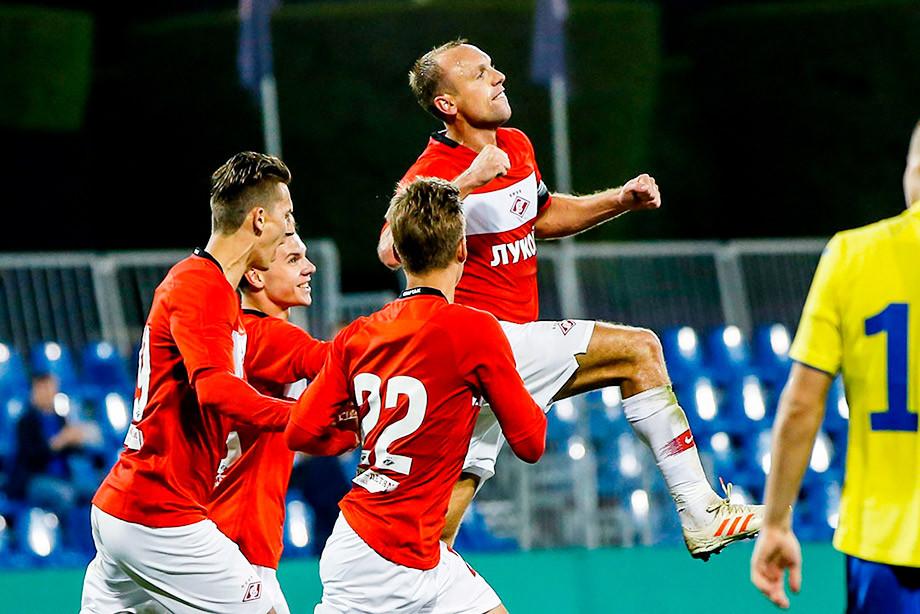 Максименко + Глушаков = победа. Безумная концовка в Катаре