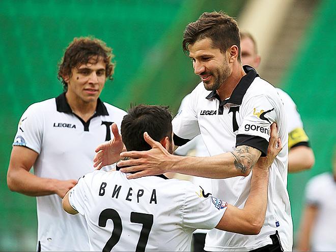 Игроки ФК «Торпедо»